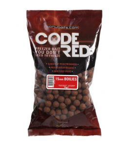 Sonubaits code red boilies 15mm 1kg