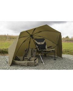 Korum Graphite Brolly Shelter 50""