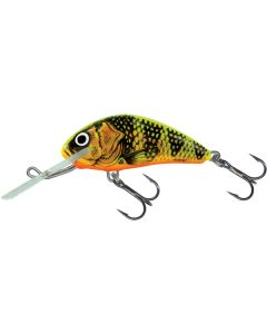 Salmo hornet 4cm floating gold fluo perch