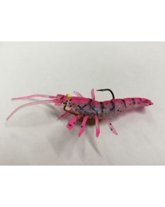 Savage Gear TPE Fly Shrimp Pink 5cm