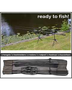 Spro C-Tec Evolution Outfit 2 Rods 3,30m